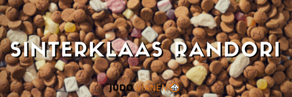Sinterklaas Randori Toernooi komende zaterdag