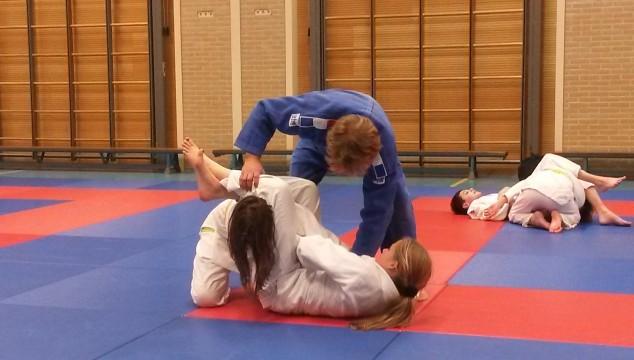 Gasttraining bij Erik Verlaan Sport