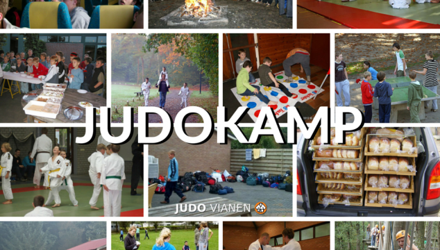 Judokamp 2016 – inschrijving verlengd!