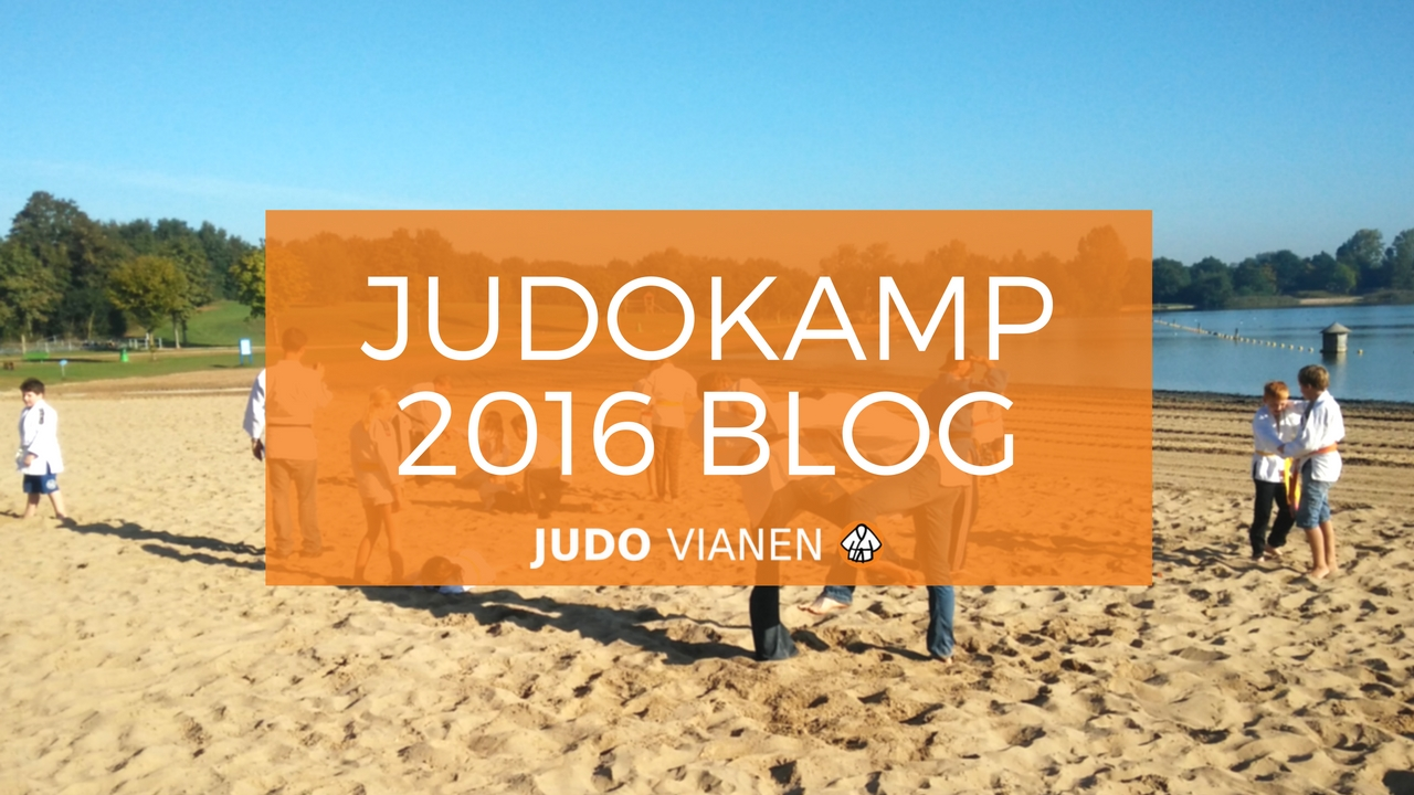 Judokamp 2016