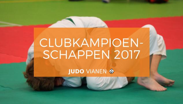 Clubkampioenschappen 2017, mooie afsluiter van het seizoen