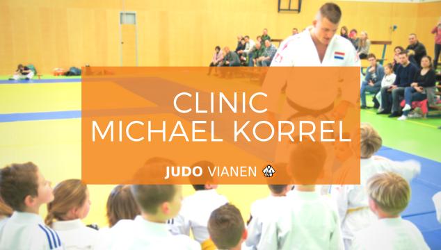 Clinic Michael Korrel