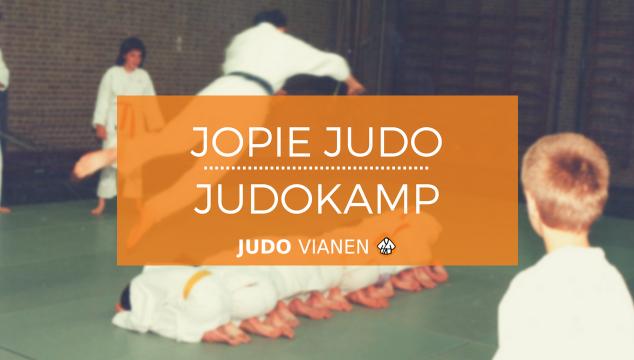 Jopie Judo 6 – Judokamp