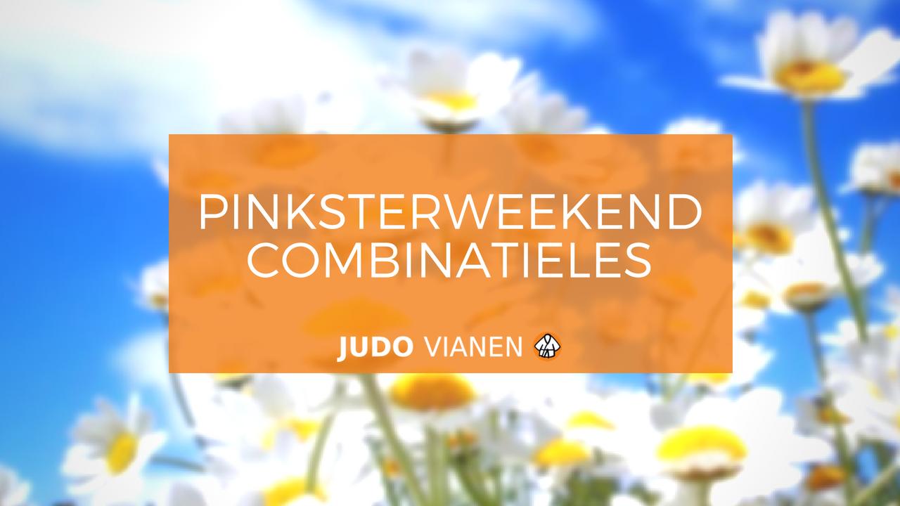 Combinatieles Pinksterweekend