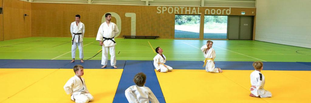 diploma judoleider coen 2