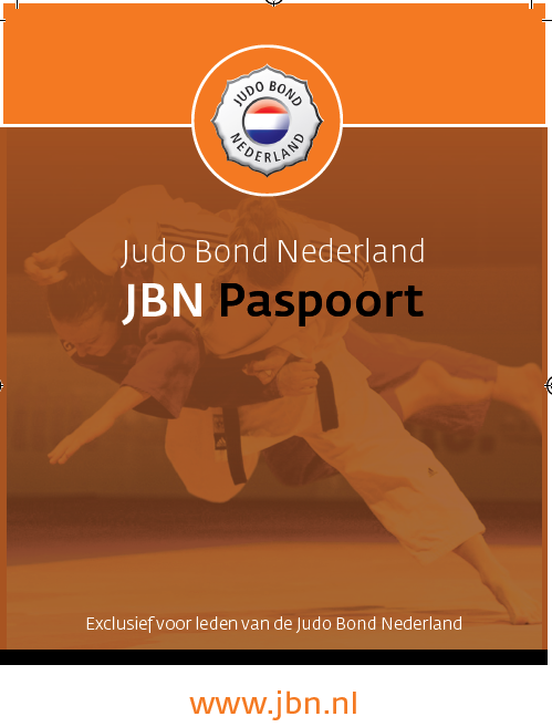 202ff172812 Judobond-paspoort - JudoVianen