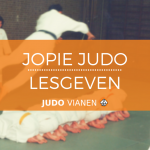 Jopie Judo 18 – Lesgeven