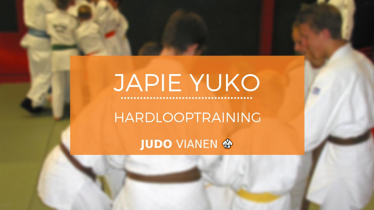 Japie Yuko (1) – Hardlooptraining