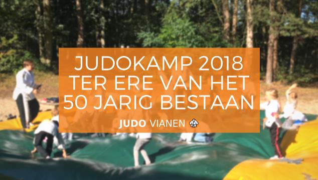 judokamp 2018 judo vianen